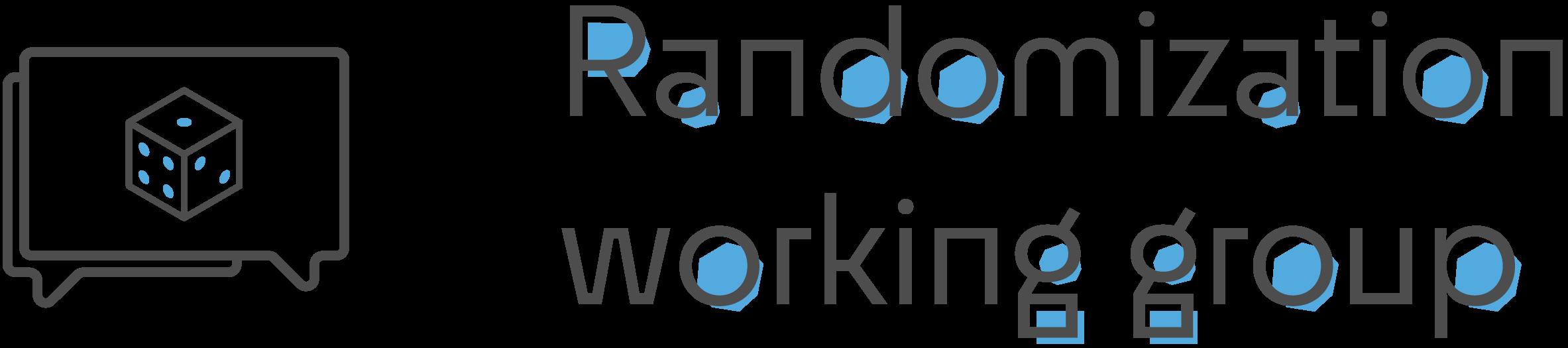randomization-working-group